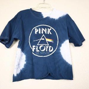 Pink Floyd  vintage crop top